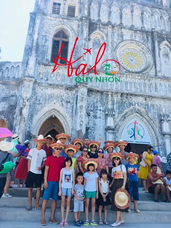 Tour Teambuilding – Du lịch Mice Quy Nhơn – Phú Yên 4 ngày 3